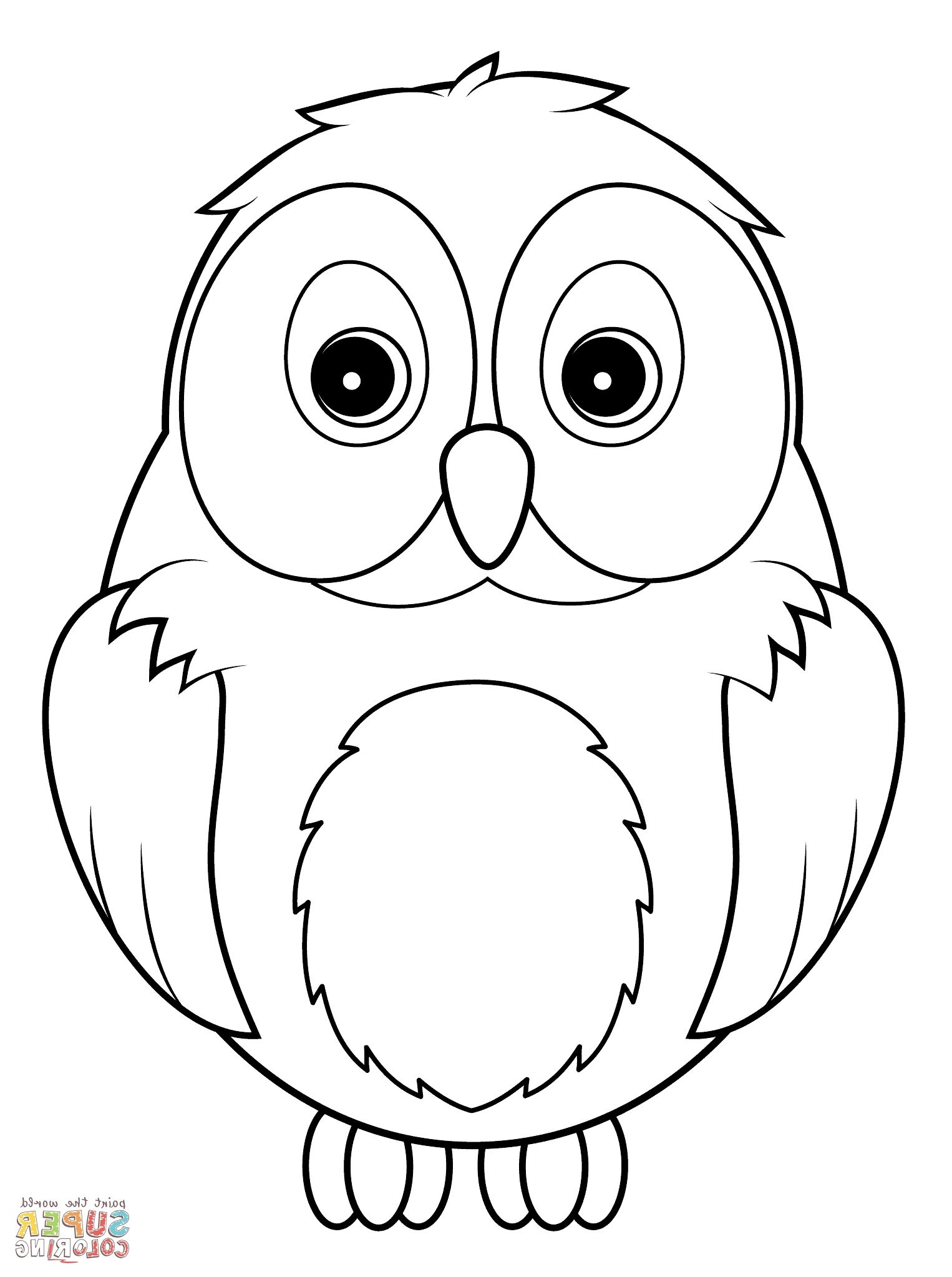 Owl Coloring Owl Coloring Pages Owls Drawing Animal Coloring Pages
