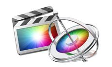 Final Cut Pro X 10.1 & Motion 5 voordeelbundel