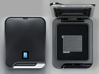 Clp Mobili ~ Top view of c digit blot scanner. your personal chemiluminescent