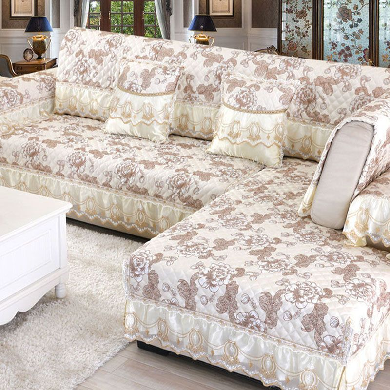Incredible Europe Sofa Cover Four Seasons Linen Sofa Towel Non Slip Theyellowbook Wood Chair Design Ideas Theyellowbookinfo