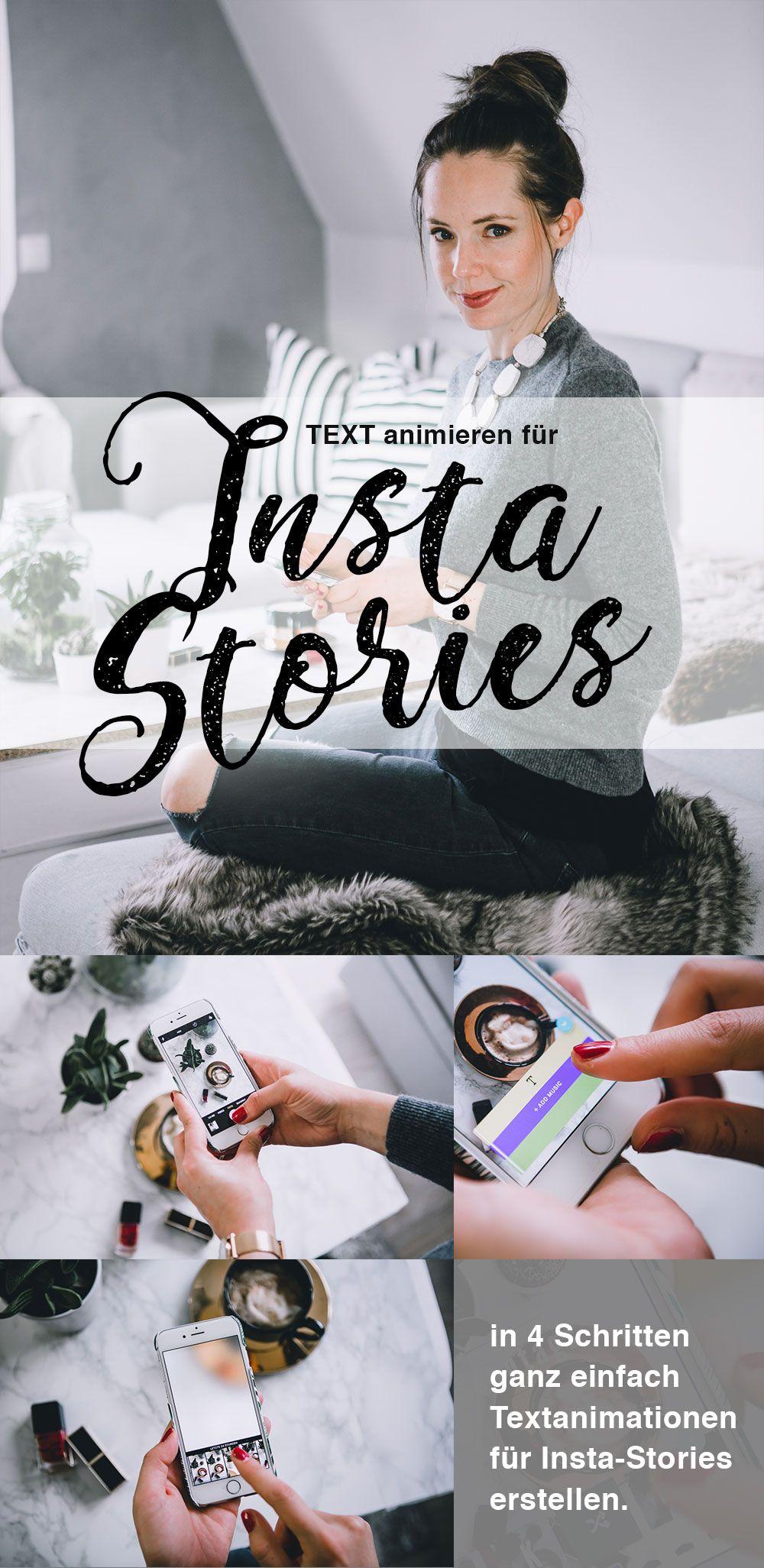 Instagram Stories Texte Animieren Und Mit Musik Hinterlegen Rosegold Marble Instagram Tipps Text Animation Instagram