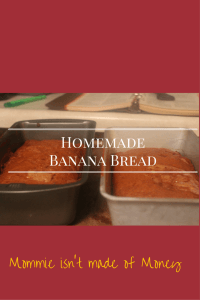 A simple & delicious recipe for homemade banana bread that just calls for the staple baking ingredients.