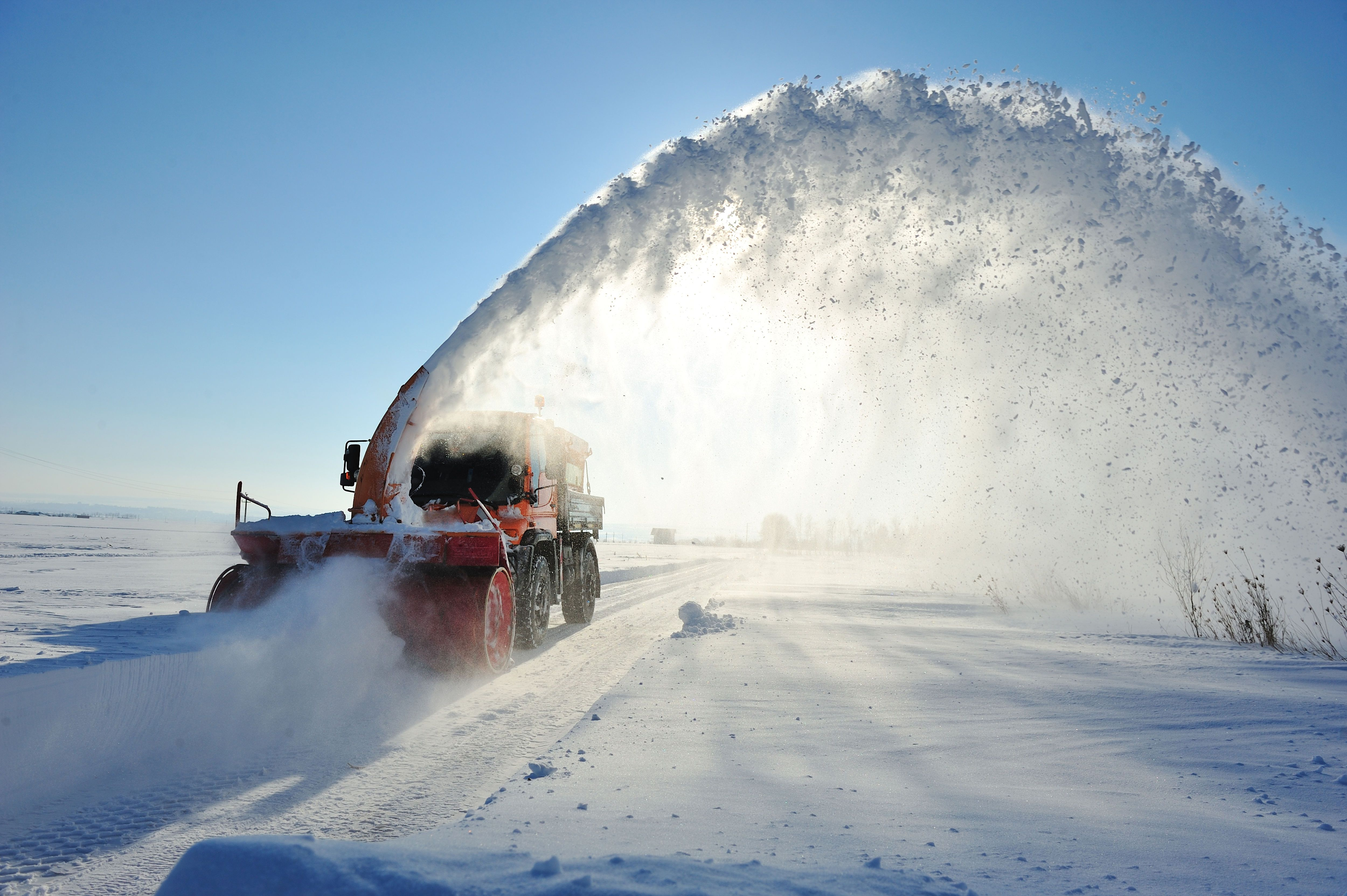 Snow Removal Season is Open Now Snow removal, Commercial