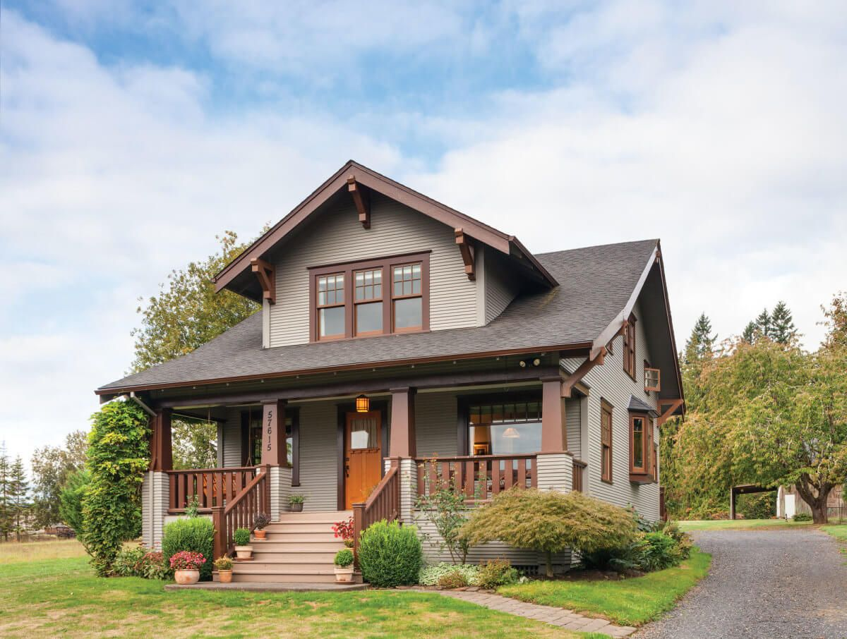 Things You Need To Know About A Craftsman Style House #craftsmanstylehomes