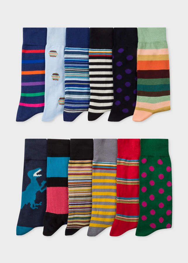 f5cfdec9b31fd2 Paul Smith Men's Sock Subscription 2nd Edition in 2019 | Products ...