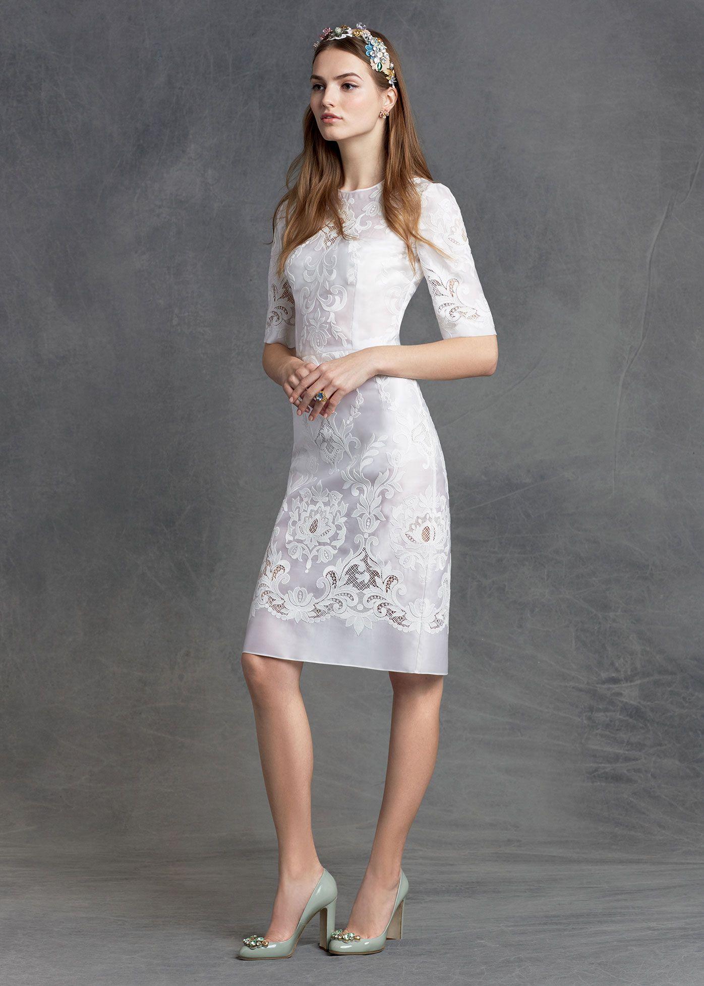 Dolce u gabbana womenus clothing collection winter wedding