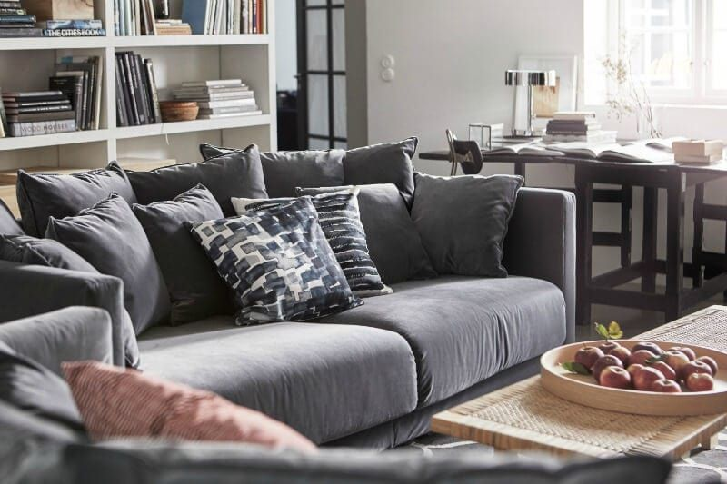 The Top Five Ikea Best Sellers A Round Up For Your Shopping Needs Tlc Interiors Ikea Stockholm Home Sofa Inspiration