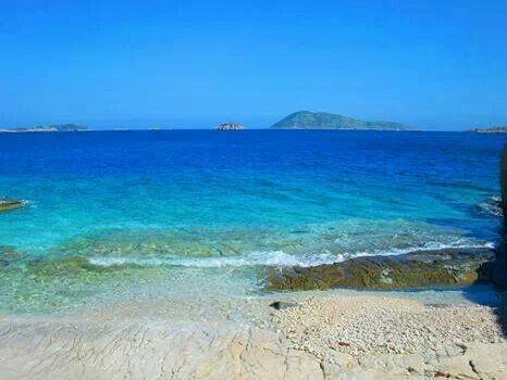 Greece's beaches
