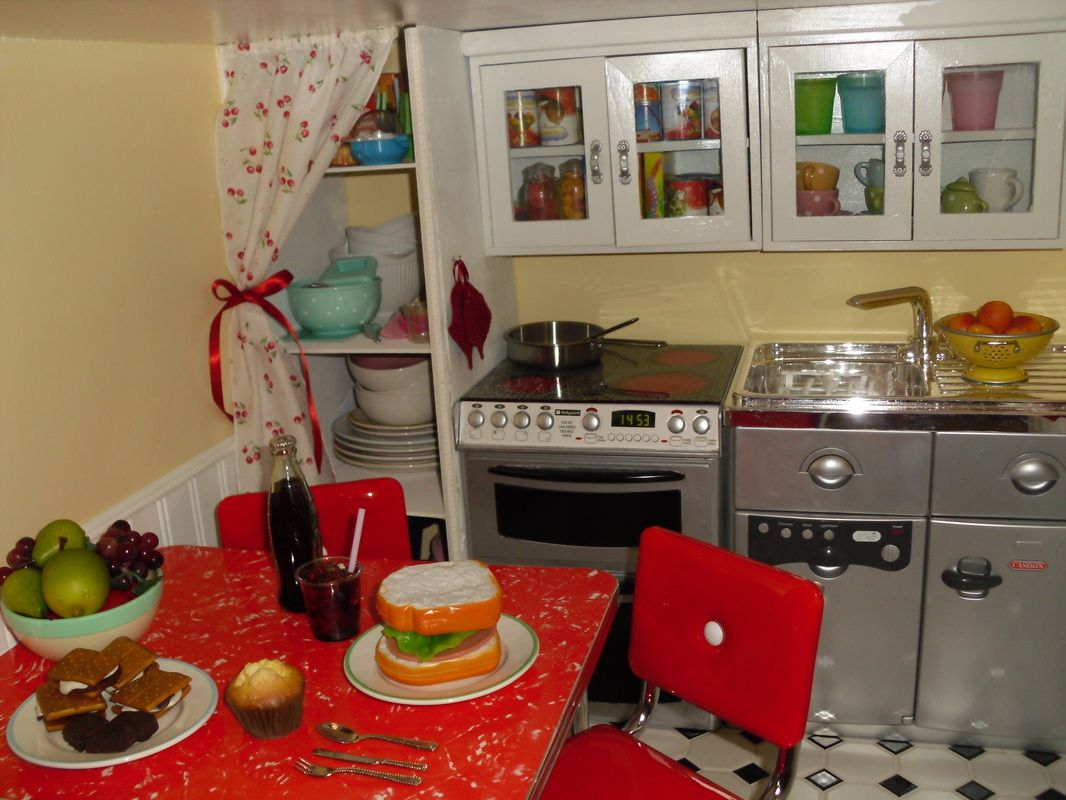 Best 25 american girl kitchen ideas on pinterest for Kitchen ideas com