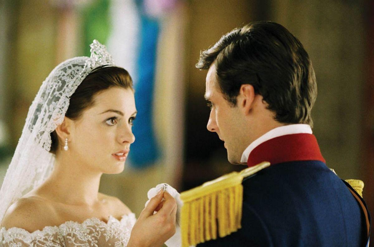Un Mariage de Princesse   Disney The Princess Diaries 1 & 2 ...
