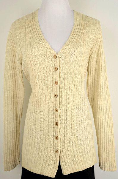 Gap Silk Blend Sweater Size M