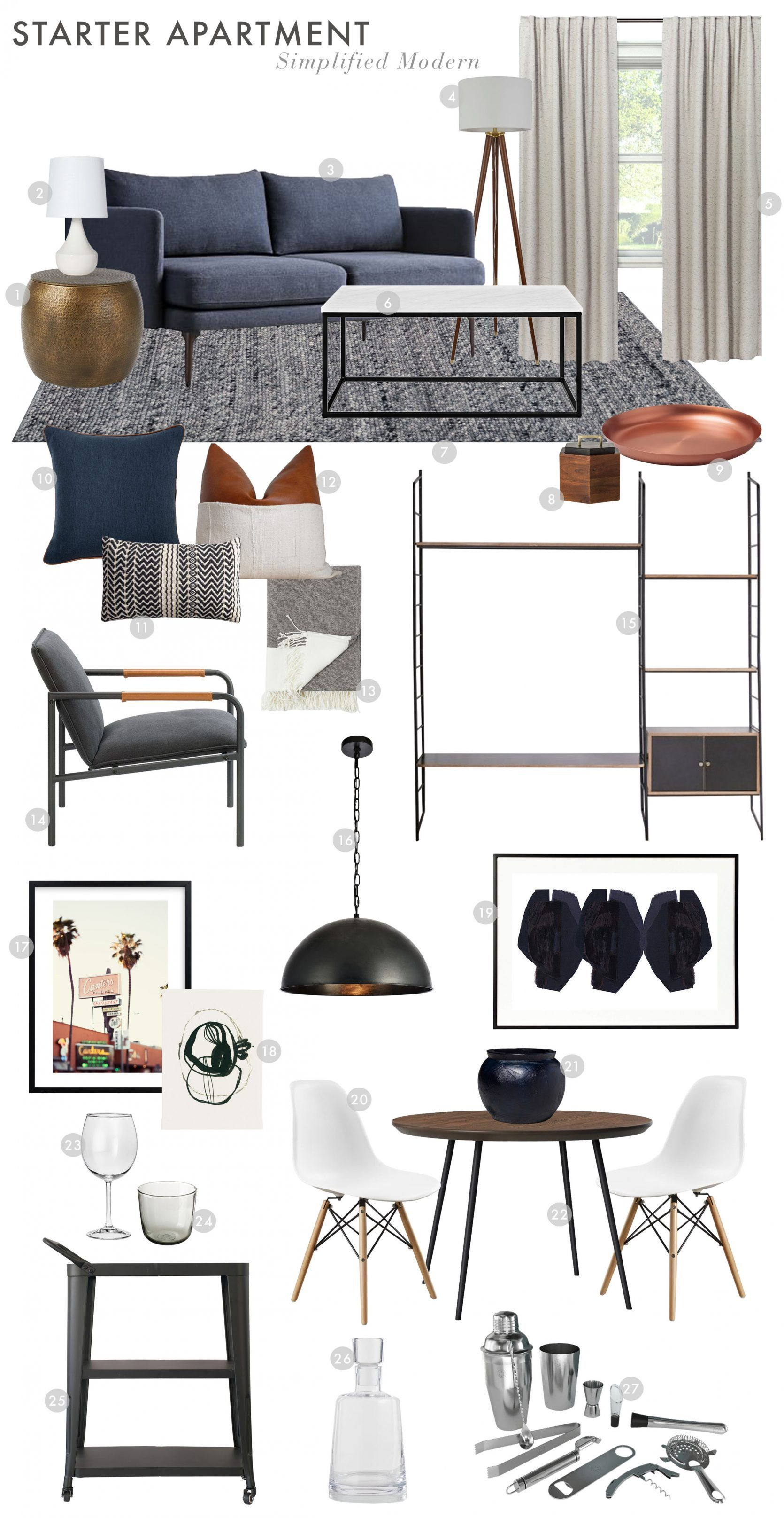 How To Design Your First Apartment On A Tight Budget Apartment Decorating On A Budget Trendy Home Decor Home Decor