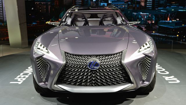 Lexus UX200, UX250 and UX250h Confirmed Release Date