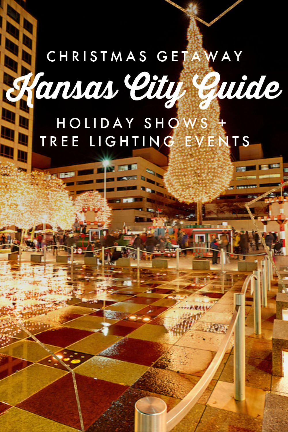 How to Spend the Christmas Holiday in Kansas City