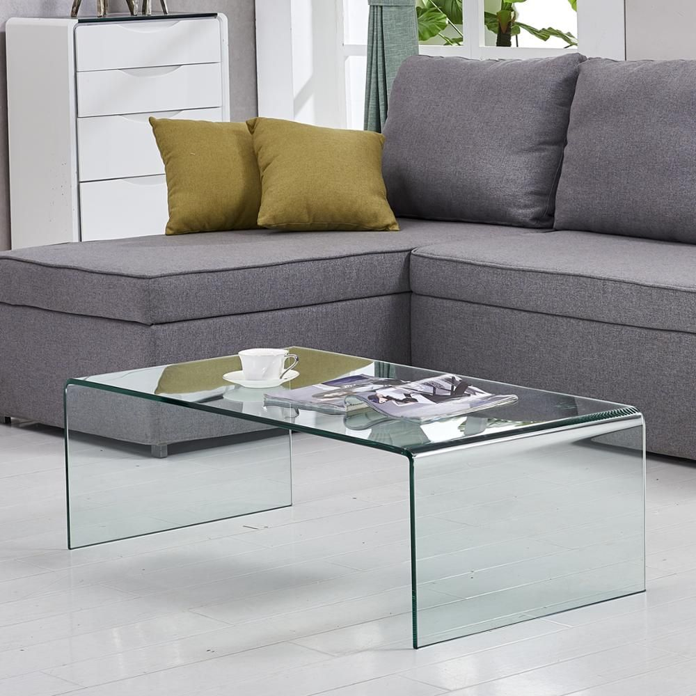 Bent Glass Center Table In Living Room In 2020 Cocktail Tables Living Room Living Room Table Living Room Coffee Table [ 1000 x 1000 Pixel ]