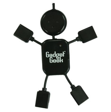 Gadget geek hubman $24.95 4 port hub available at Dick Smith