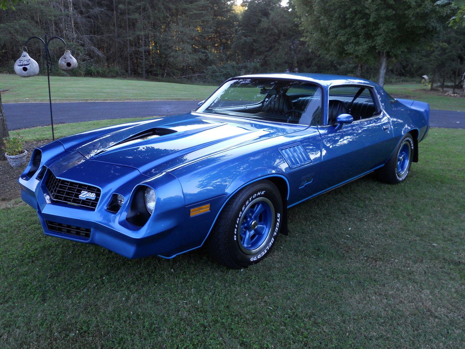 1978 Chevrolet Camaro – Pictures