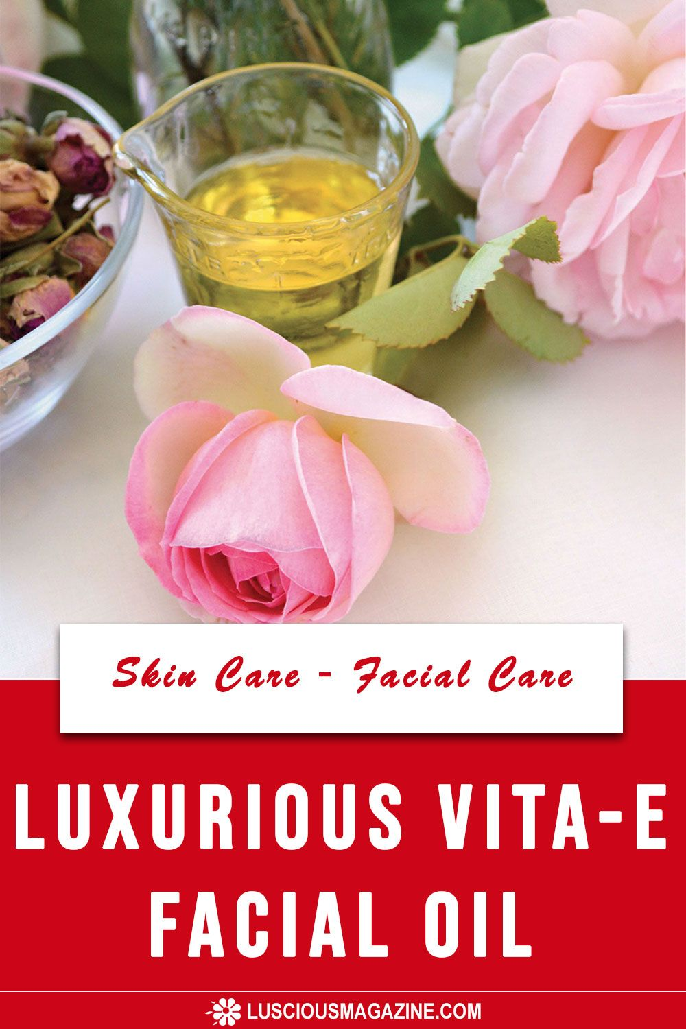 Silky and easily absorbed, this daily facial moisturizer is beneficial for all skin types, including sensitive and reactive skin. Grapeseed oil is ultra-light yet packed with nutrients and antioxidants, which give skin a regenerative boost and a healthy glow... #homeremedies #homemadeproducts #homemade #herbs #flowers #garden #backyard #health #herbal #infusedoils #skincare #beauty #homeskincare #homebeauty #homeskincare #homefacialcare #homefacialoil #skincare #facialcare #facialoil