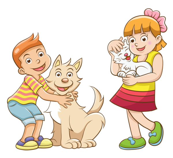 Personnages Page 51 Animals For Kids Cat Clipart Cartoon Pics