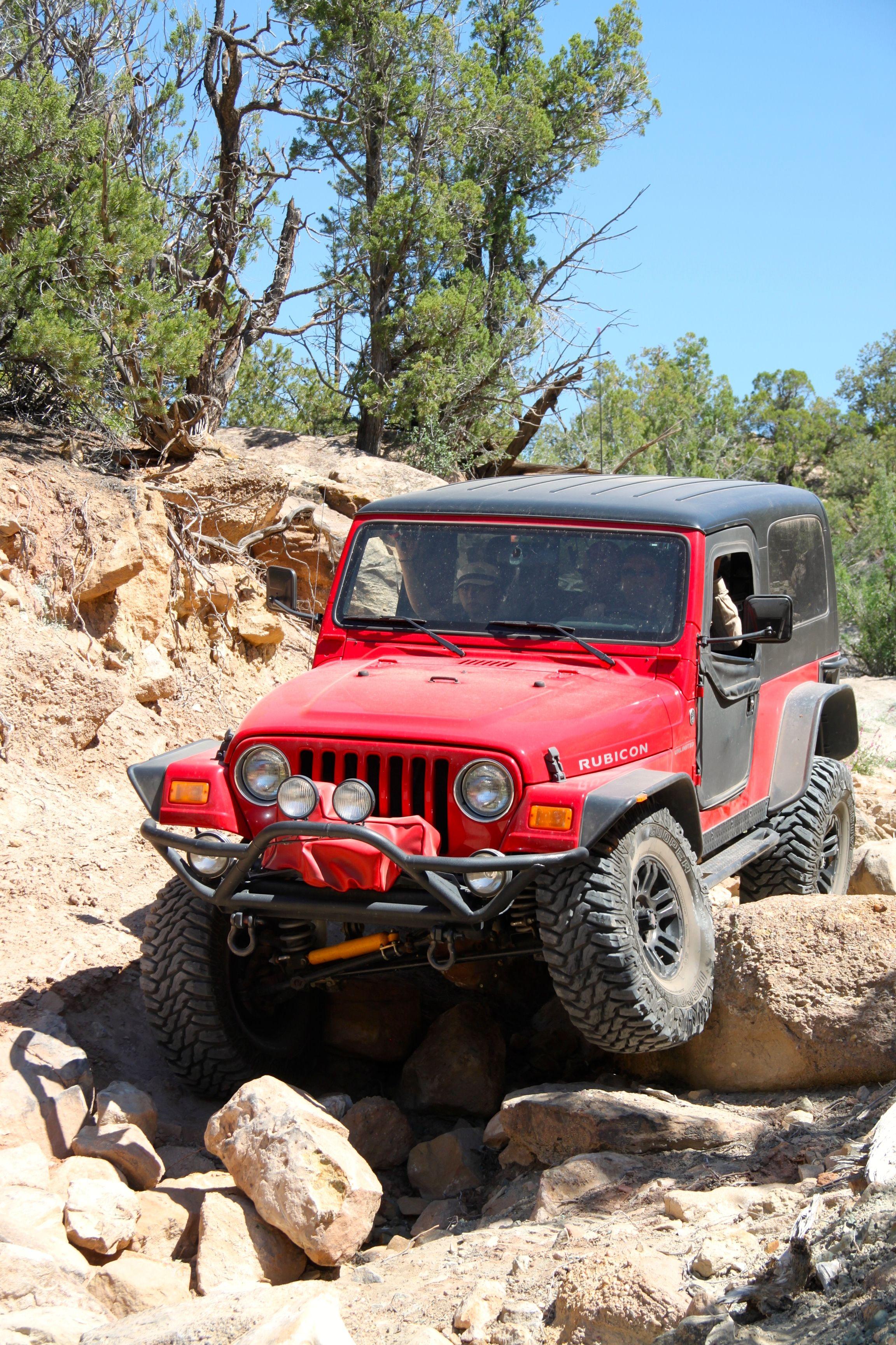 Roger On Gyration Wash Jeep Trails Jeep Wrangler Tj Off Road