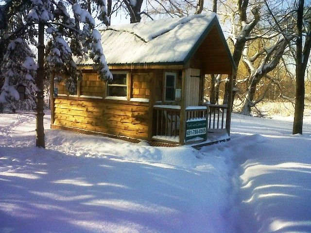 tiny houses | tiny green cabins | dreamland cottages | pinterest