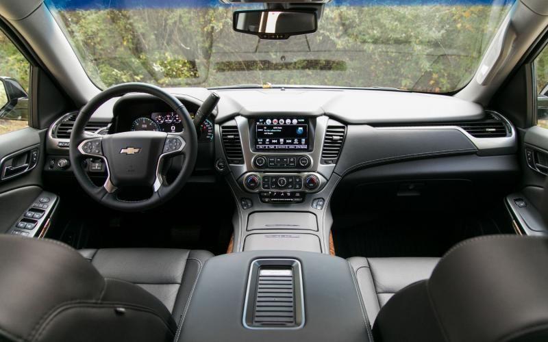 Pin By Mackenzie Yates On Future Suv In 2020 Chevrolet Tahoe Chevrolet Tahoe Interior Chevy Tahoe Interior
