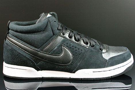best authentic 38272 896d1 Nike Renzo 2 Mid Black Black White | Sneakers | Nike ...