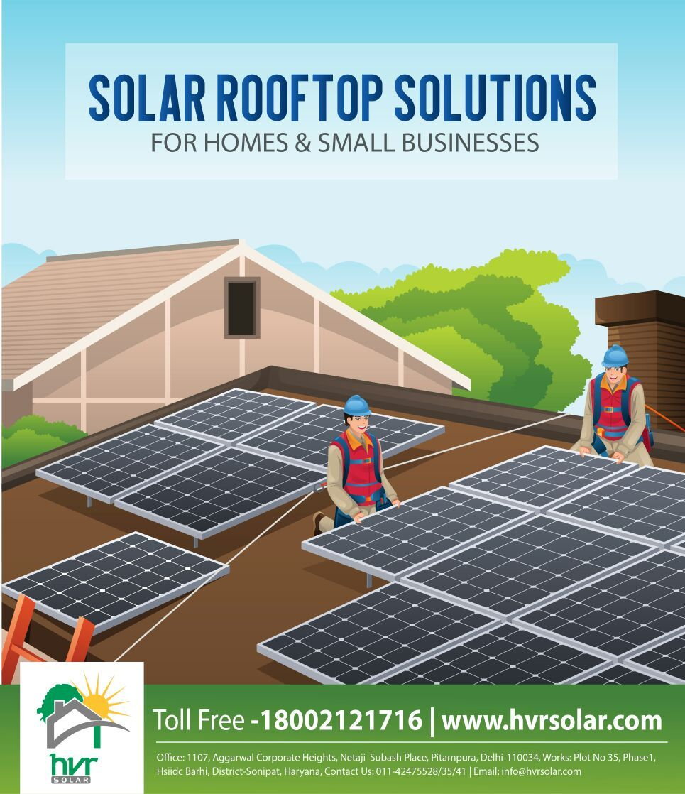 Hvr Solar Pvt Ltd Are Manufacturer Of Solar Products For Commercial And Residential Purpose S Solar Energy Facts Solar Energy For Home What Is Solar Energy