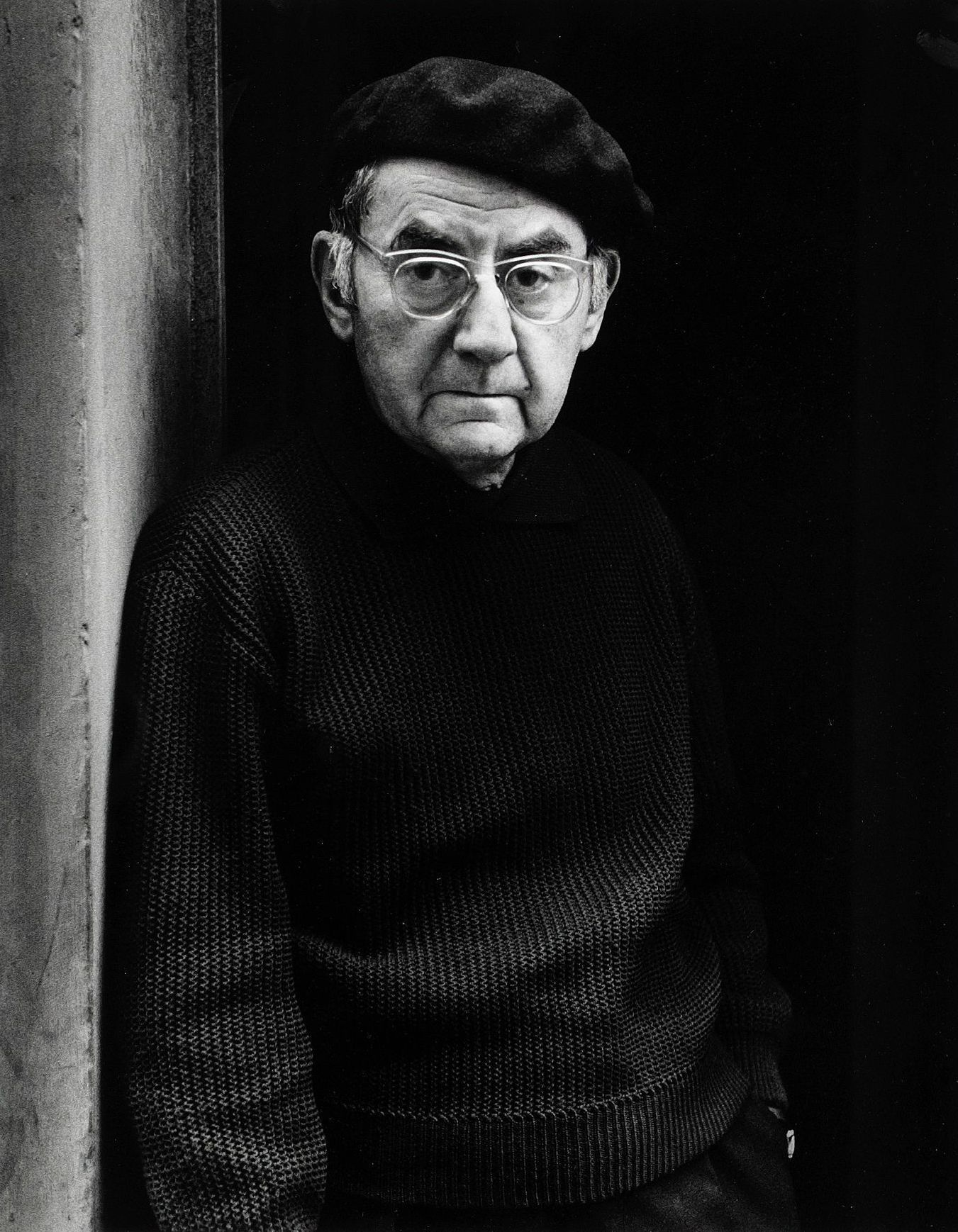 Man Ray, Paris 1960  Photo: Christer Strömholm