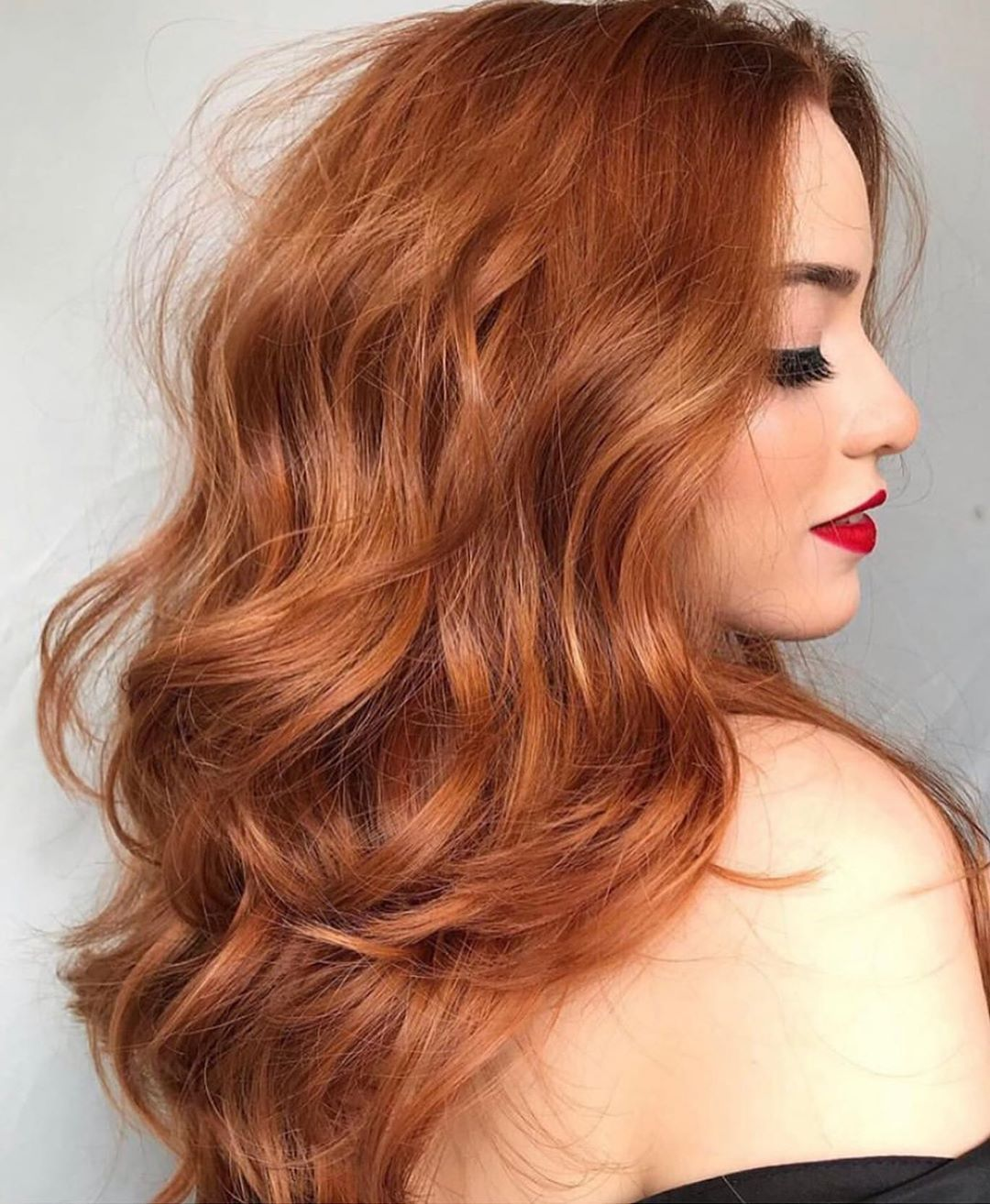 Saloncentric On Instagram Showcopper Gorgeous Color