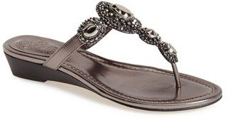 Vince Camuto 'Ilina' Thong Sandal (Women) on shopstyle.com