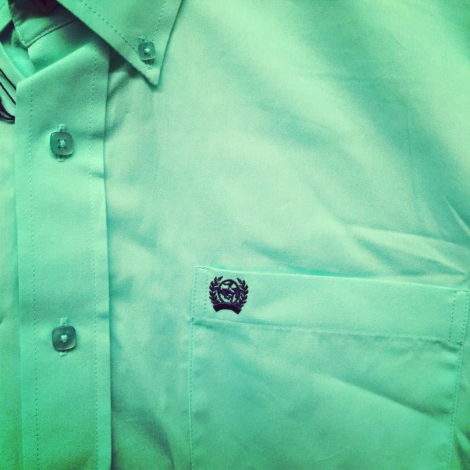 Mint Green Mens Cinch Western Shirt Button Down Facebook
