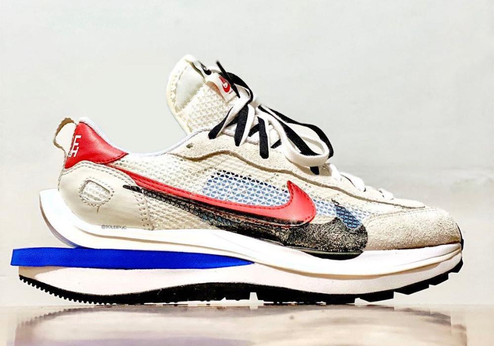 sacai Nike Vapor Waffle 2020 Release