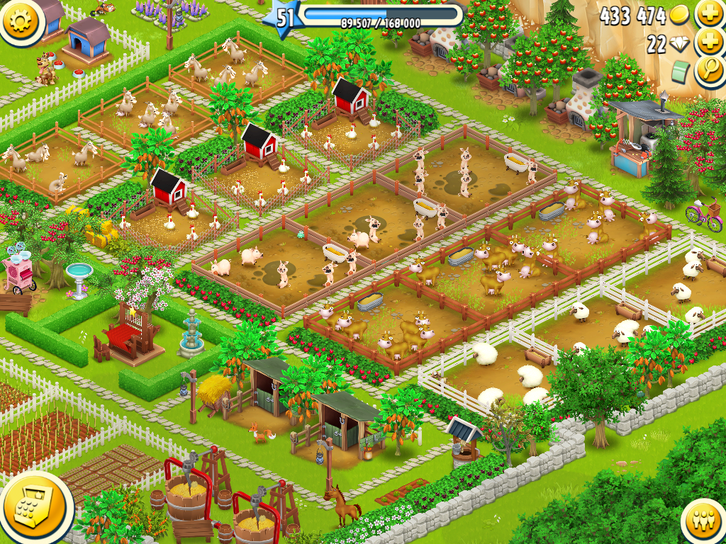 The Latest Update to Hay Day is Buzzing With Bees and