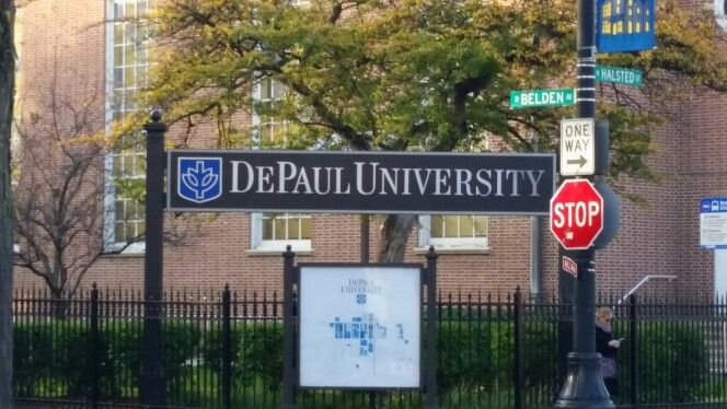 DePaul University Welcome Center | Everything Chicago