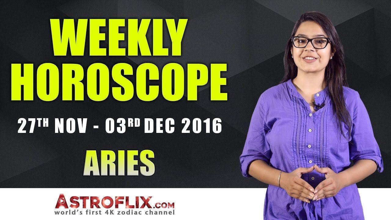 Aries Weekly Horoscope: November 27 to December 03, 2016 – GaneshaSpeaks.com #Aries #Weekly #Horoscope