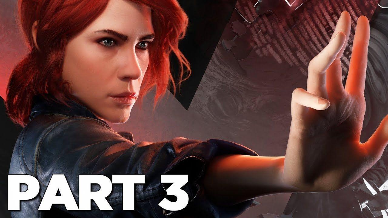 CONTROL Walkthrough Gameplay Part 3 ...