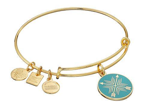 b6648374dd873c Alex and Ani Charity by Design Arrows of Friendship Charm Bangle ...