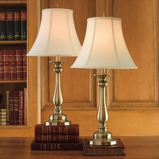 Jcpenney home set of 2 hennessey table lamps