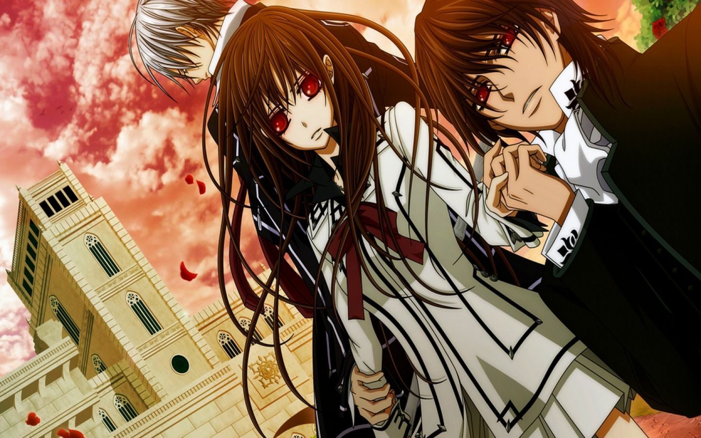VAMPIRE KNIGHT GUILTY - Vampire Knight Wallpaper (35073869 ...