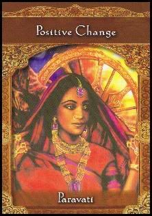 Doreen Virtue Ascended Masters Oracle Card Paravati Paravati