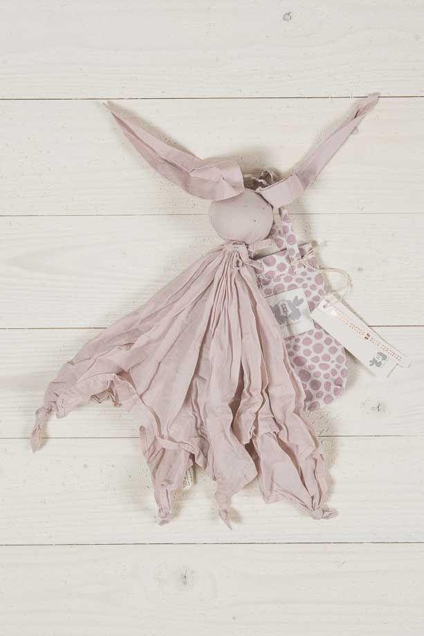 ByHeritage- Cuddle blanket pink - lillaliv