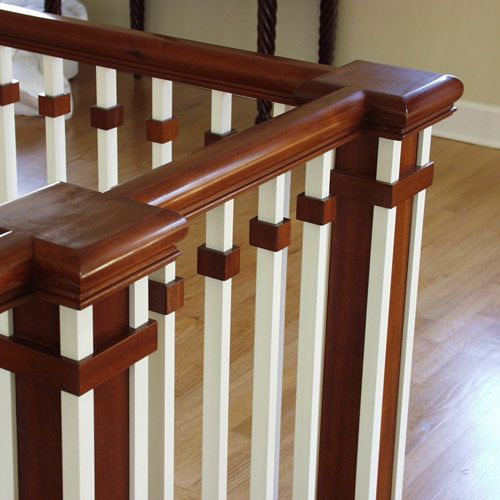 40 Trending Modern Staircase Design Ideas And Stair Handrails: Interior Wood STAIR Railing Designs