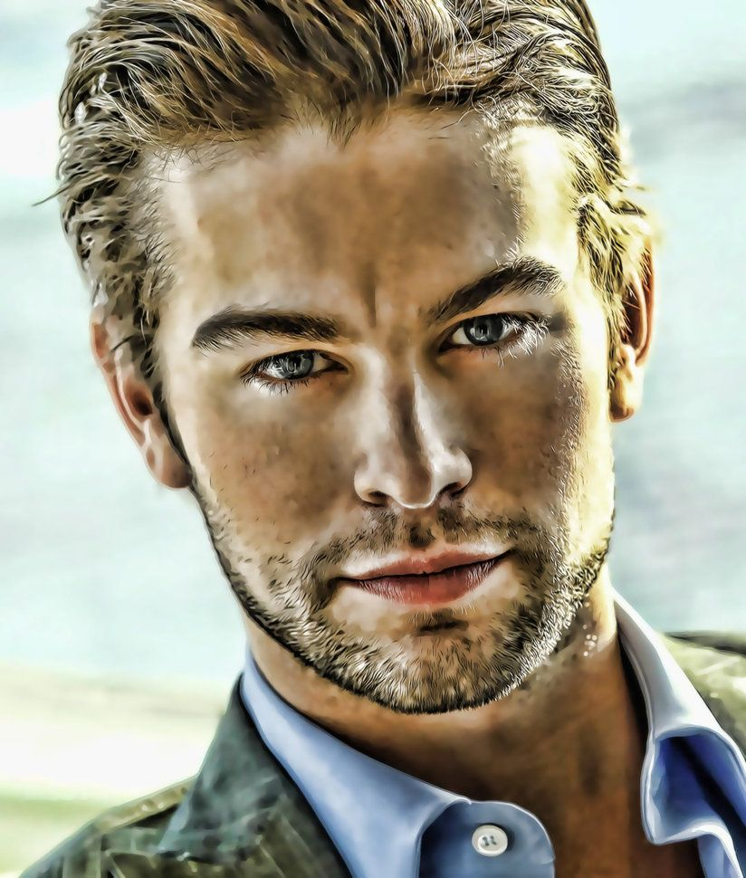Cartoon pictures of chace crawford - Chace Crawford