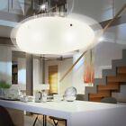 LED Decken Hänge Lampe Wohn Schlaf Zimmer Pendel Leuchte Esstisch Big Light #pendelleuchteesstisch