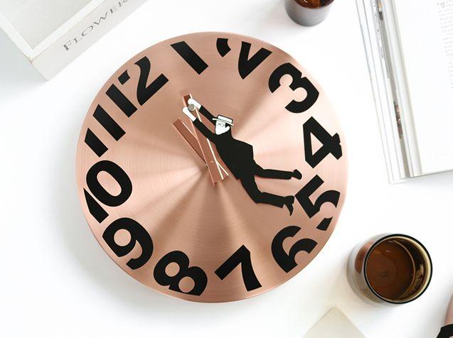 젠틀맨 벽시계 #벽시계 #시계 #장식시계 #디자인시계 #Clocks # ...