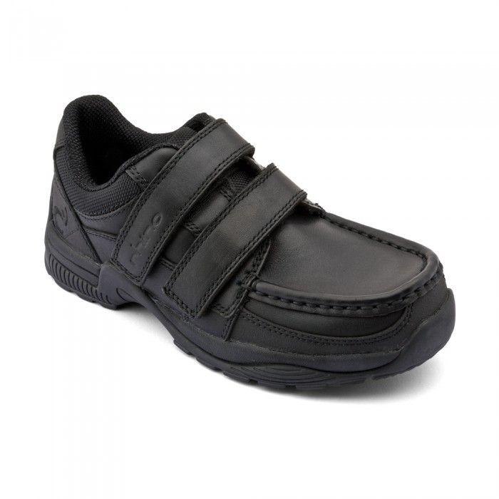 Chaussures Noires Enfants Début De Rite LnB6P