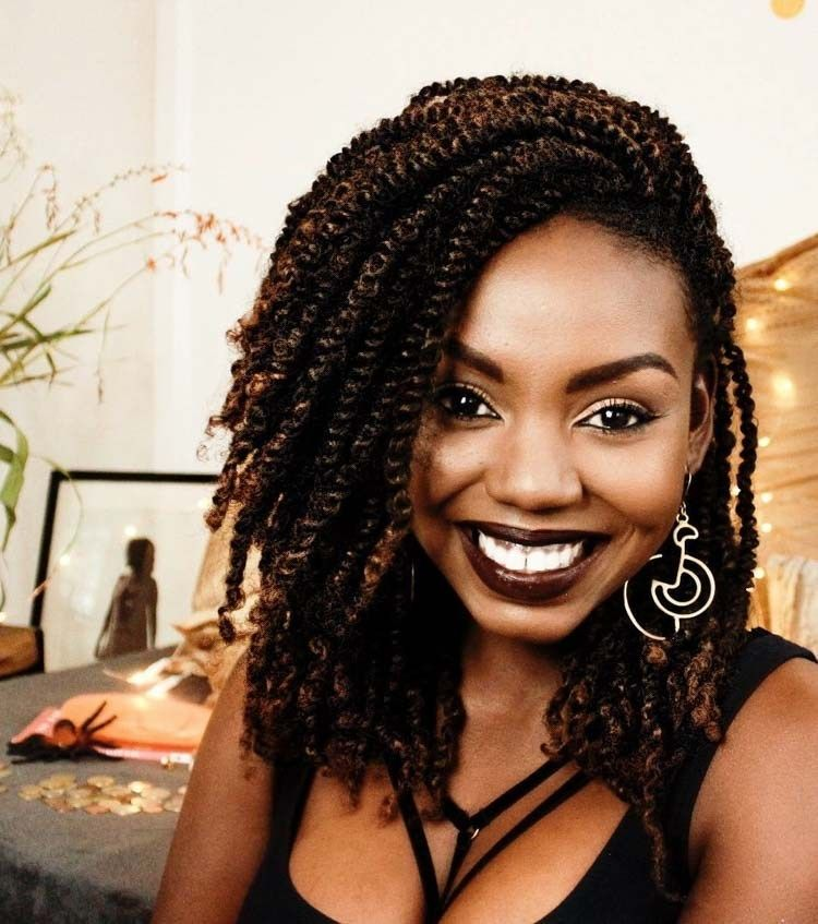 Passion Twists Are Here! 35 Photos That'll Make you Want Them #passiontwistshairstyle