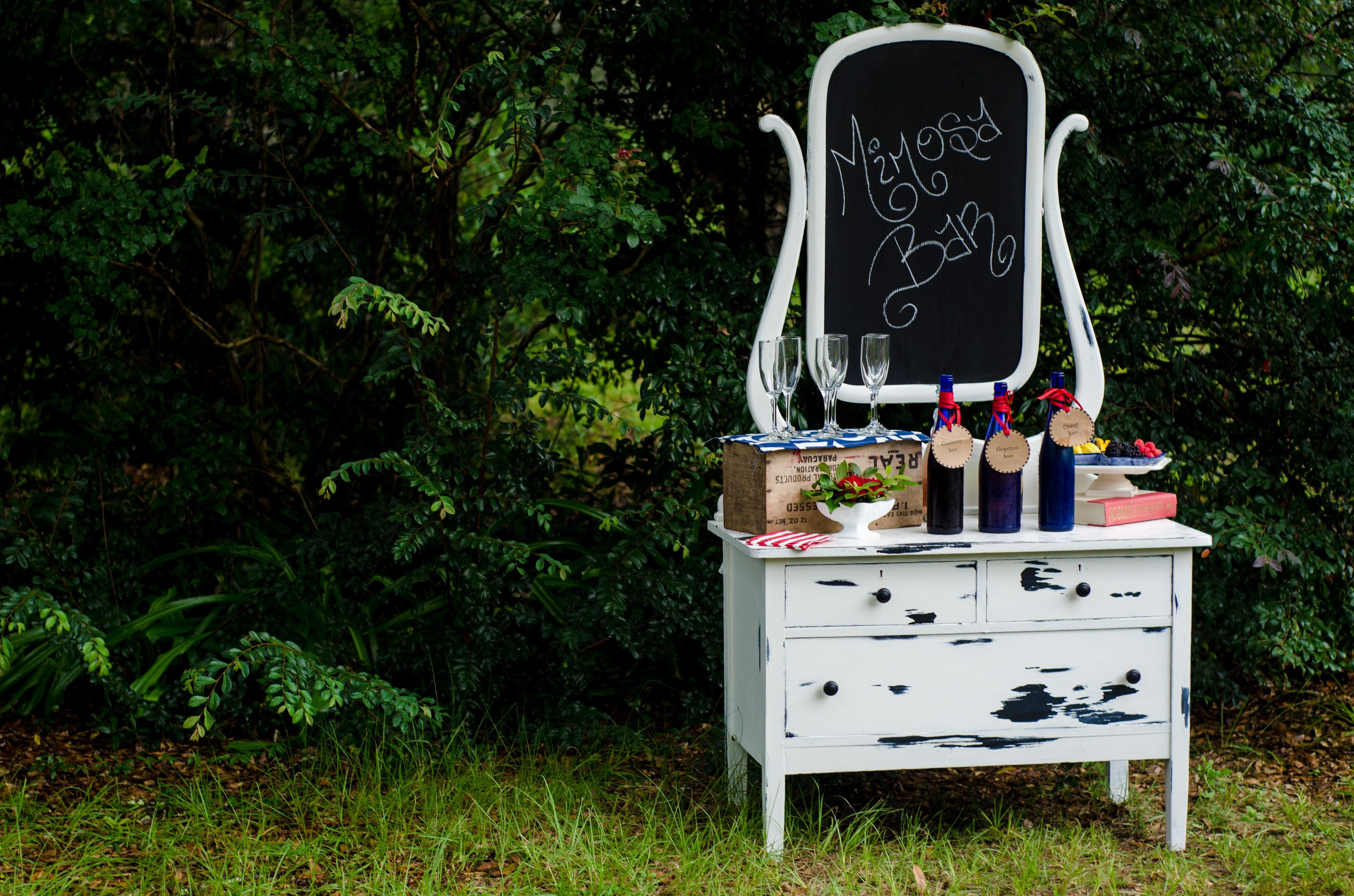 Styling A Mimosa Bar Pensacola FL Wedding Planner