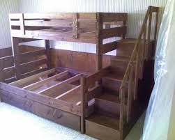 Image Result For Bunk Bed Plans Twin Over Full Building A House In